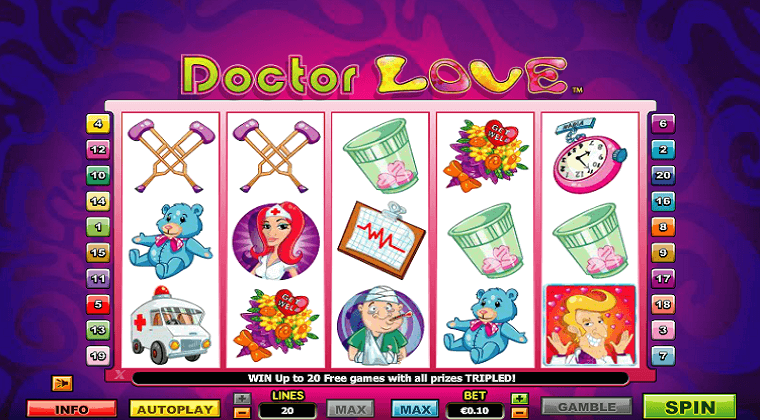 doctor love nextgen gaming slot oyunu