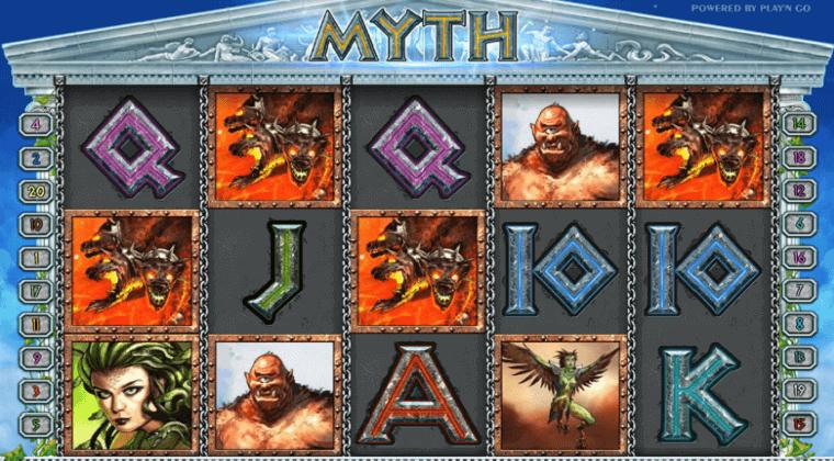 myth playn go slot oyunu