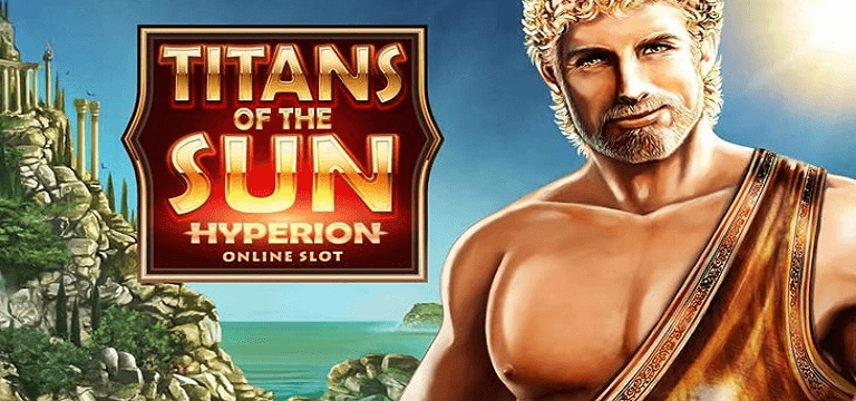titans of the sun hyperion microgaming slot oyunu