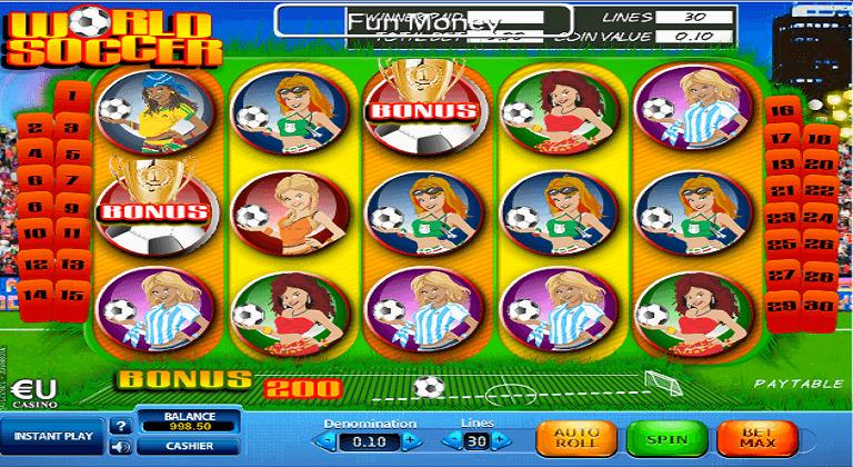 world soccer skillonnet slot oyunu